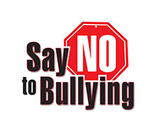 Say No To Bullying logo