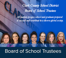 Board of School Trustees group photo